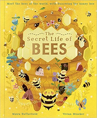The Secret Life Of Bees Hardcover Book - Two Little Birds Boutique