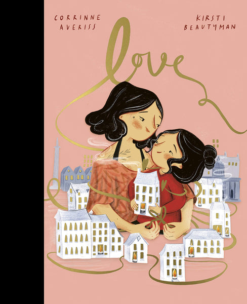 Love Hardcover Book - Two Little Birds Boutique