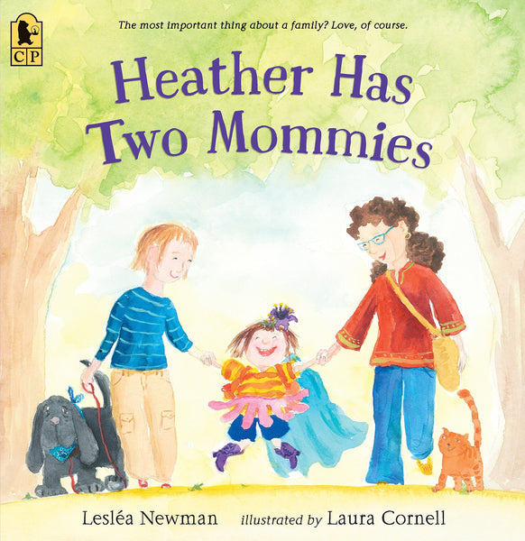 Heather Has Two Mommies - Hardcover Book - Two Little Birds Boutique