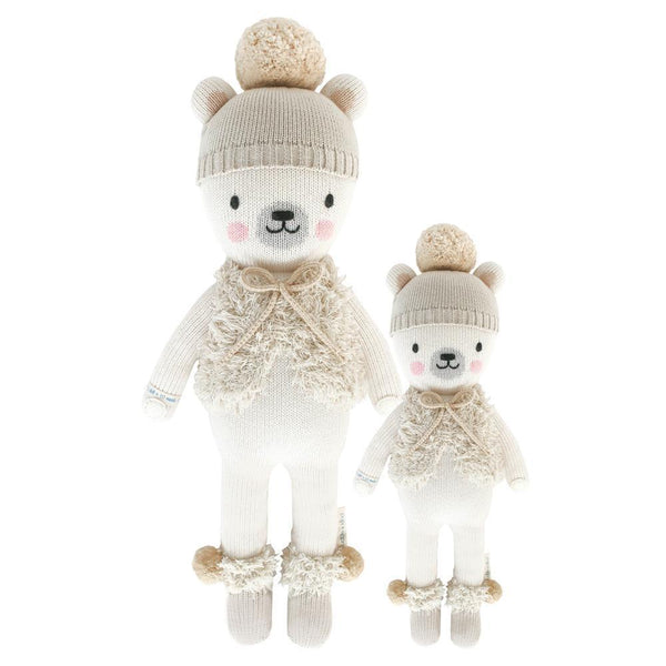 Cuddle & Kind - Stella the Polar Bear - Two Little Birds Boutique