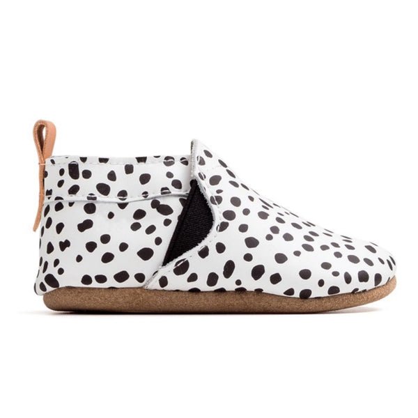Pretty Brave - Slip On Spotted Mocs