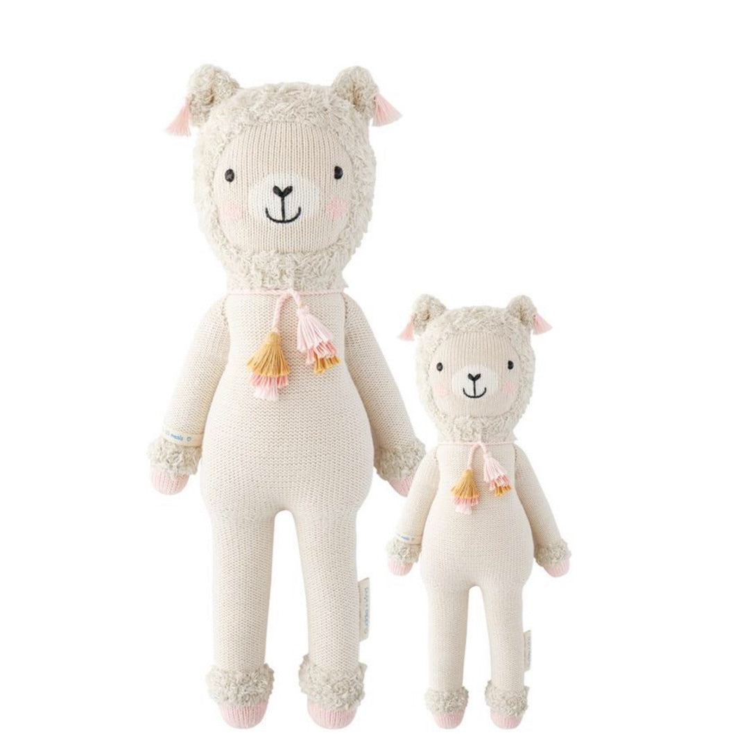 Cuddle And Kind Dolls - Lola The Llama - Two Little Birds Boutique