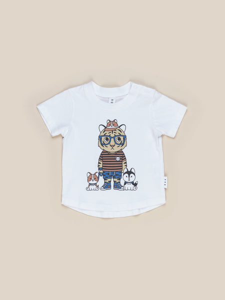 Hux Baby - Puppy Pals T-Shirt - Two Little Birds Boutique