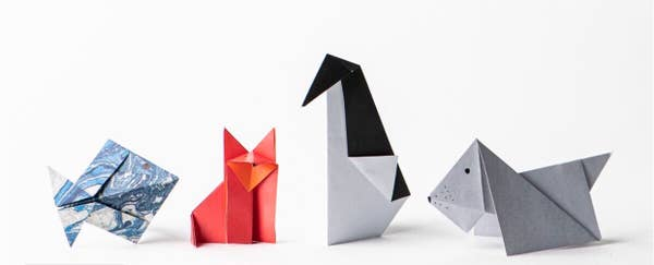 Eco-Kids - Paper Magic Origami Kit - Two Little Birds Boutique