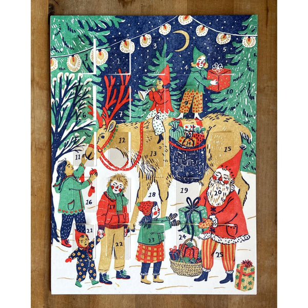 Phoebe Wahl - Advent Calendar - Two Little Birds Boutique