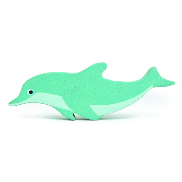 Tender Leaf - Coastal Creatures - Dolphin - Two Little Birds Boutique