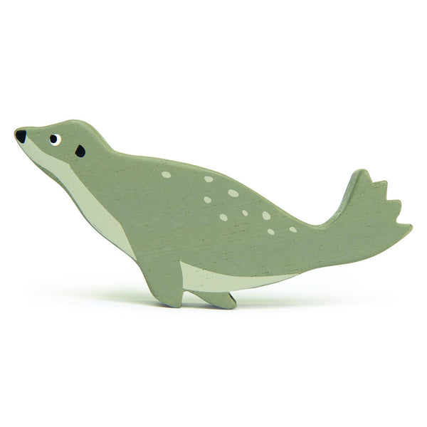 Tender Leaf - Coastal Creatures - Seal - Two Little Birds Boutique