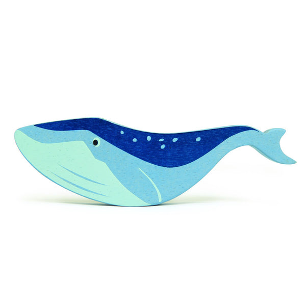 Tender Leaf - Coastal Creatures - Whale - Two Little Birds Boutique
