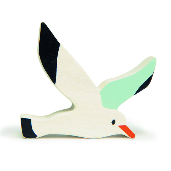 Tender Leaf -  Coastal Creatures - Seagull - Two Little Birds Boutique