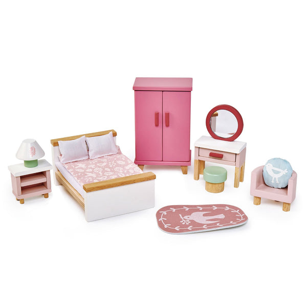 Tender Leaf - Dolls House Bedroom Furniture - Two Little Birds Boutique