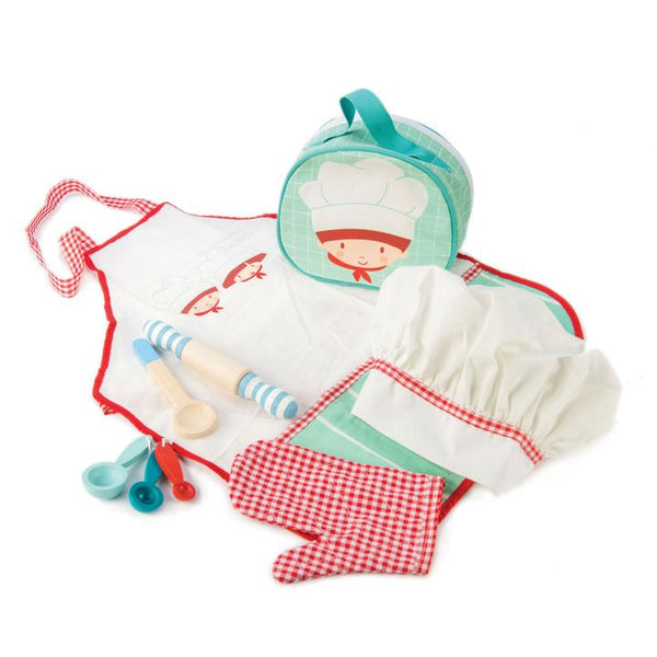 Tender Leaf Toys - Chef's Bag Set - Two Little Birds Boutique