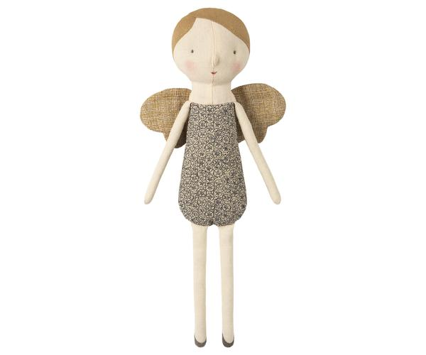 Maileg - Winter Friends, Angel - Blue - Two Little Birds Boutique