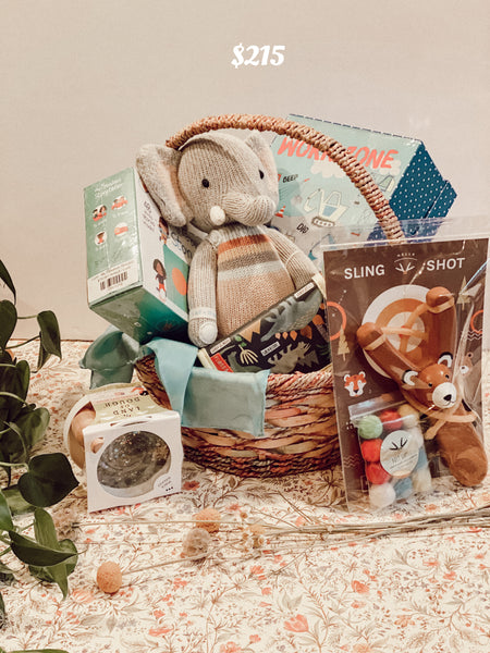 Curated Basket - Let your imagination run wild - Two Little Birds Boutique