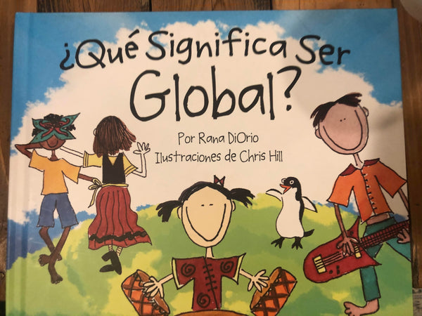 Que Significa Ser Global? - Two Little Birds Boutique