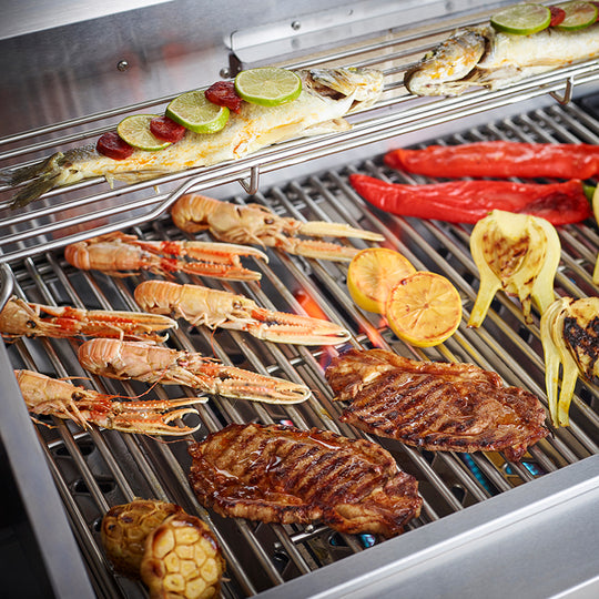 How to maximize your Signature 6 Burner BBQ