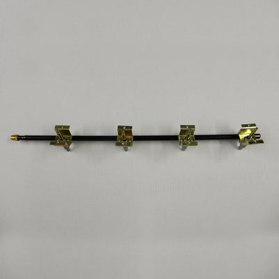 4 Burner Gas rail for Meteor 4b & Apollo 4b 2013-2016