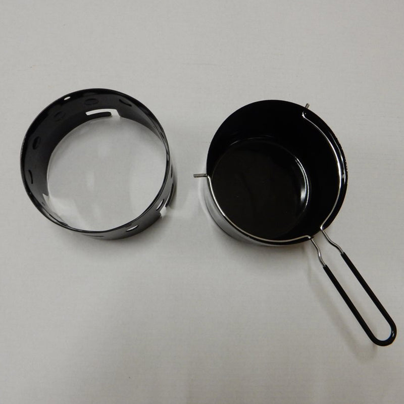 Ash Pan & Vent - Charcoal Kettle 2014-2018 - OUT370863