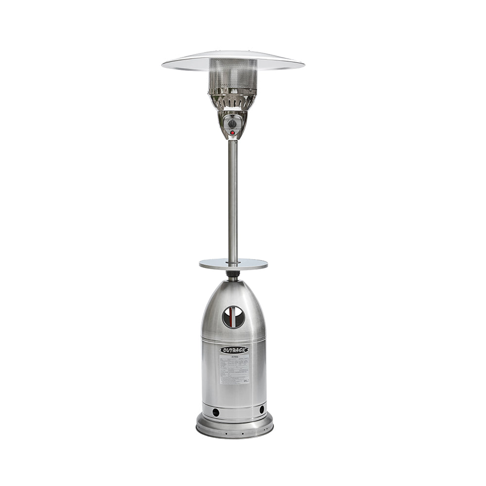 Jupiter Patio Heater - Stainless Steel