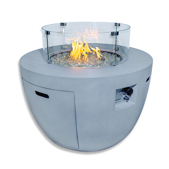 Infinity Gas Fire Pit  - OUT370772