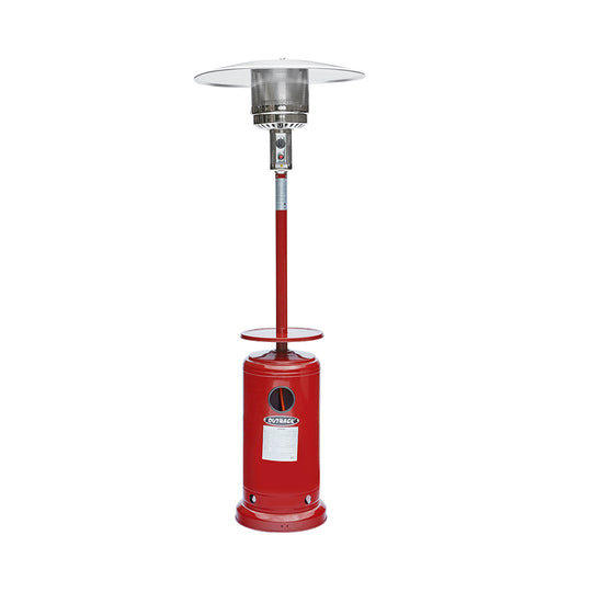 Meteor Patio Heater - Red