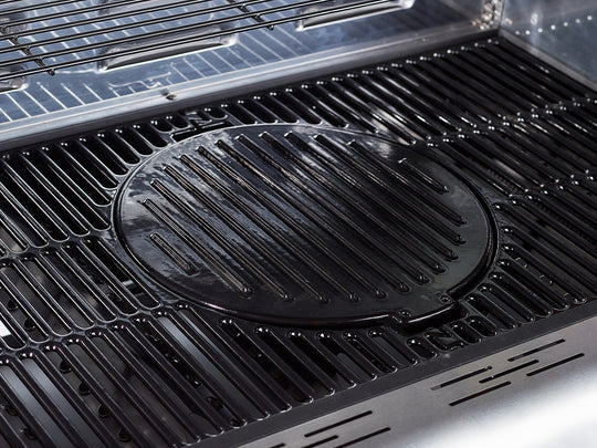 Multi Cooking Surface Griddle Plate
