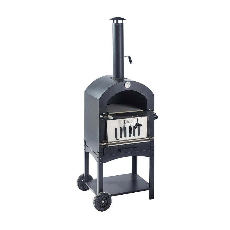 Pizza Oven - Black