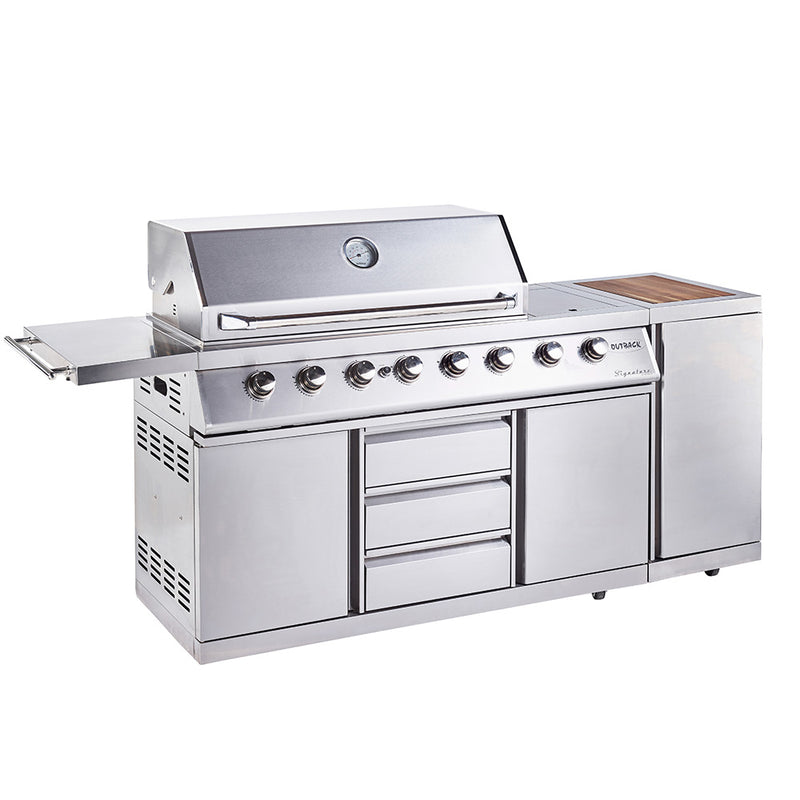 Signature II 6 Burner Hybrid - Stainless Steel
