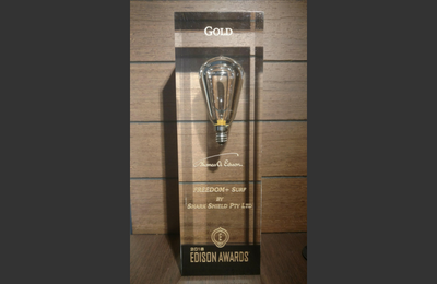 Ocean Guardian wins Gold at the 2018 Edison Awards
