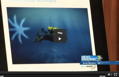 Company Touts Electric Shark Repellent