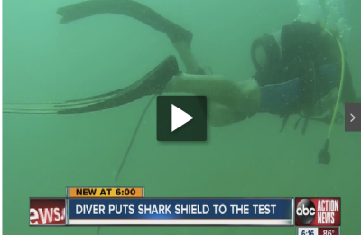 New tool can protect local divers from shark attacks