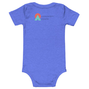 """Natural Roots"" Lil' Onesie"