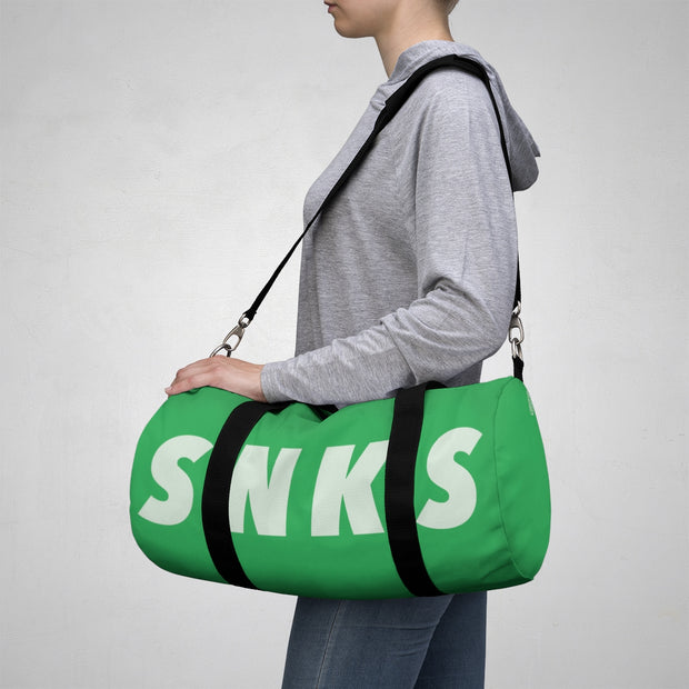SNKS Duffle Bag