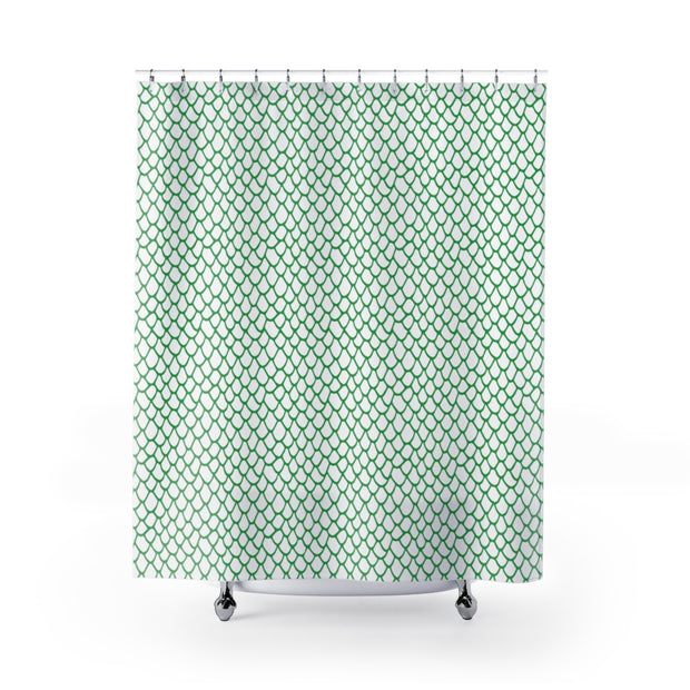Discover Snakes Shower Curtain