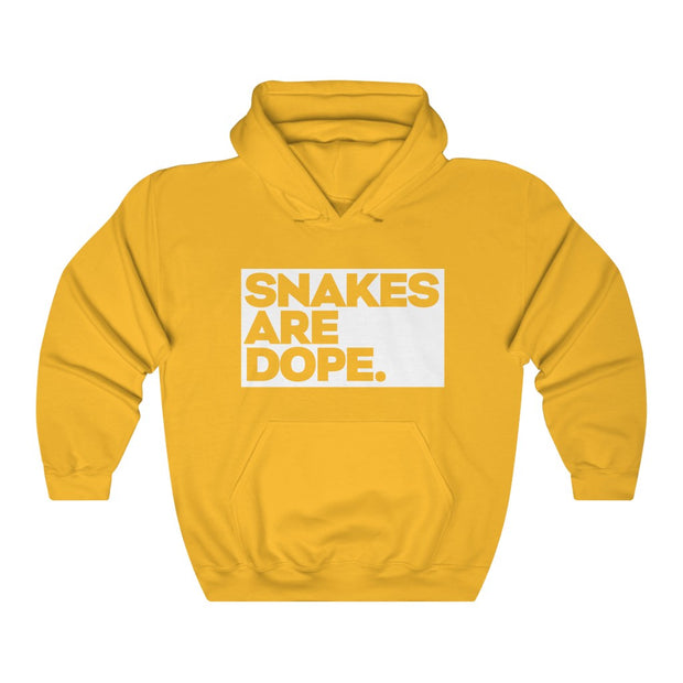 Snakes Are Dope Hoodie