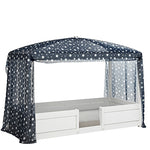 Lifetime Voile blue star voor 4 in 1 bed
