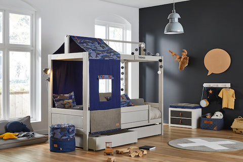 Lifetime Blue Camo slaapkamer