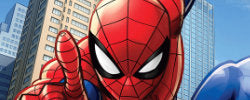 Spiderman Kattegorie marvel