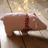 Maileg - stuffed piggy - Dessin Design
