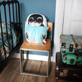 Penguin cushion - Dessin Design