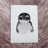 Poster - Penguin (small)