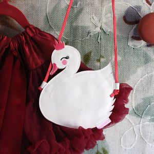 Swan bag - A little lovely company - Dessin Design