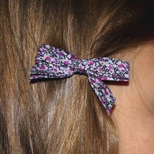 Liberty hair clips - Dessin Design