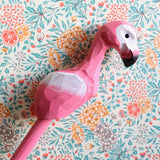 Flamingo pencil