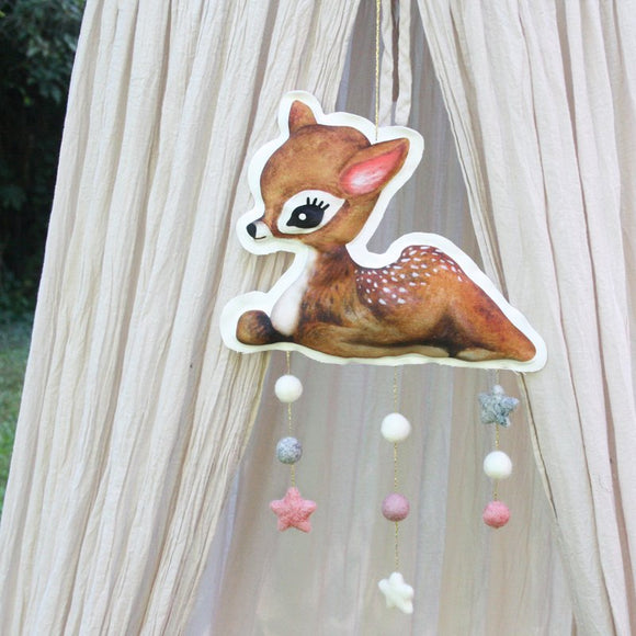 Bambi, mobile - Dessin Design