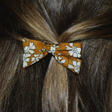 Liberty hair clip ochra - Dessin Design