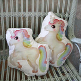 Unicorn cushions - Dessin Design