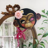 Monkey mask - Dessin Design