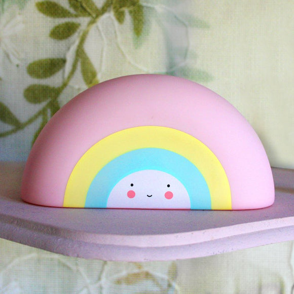 Rainbow money box - A little lovely company - Dessin Design