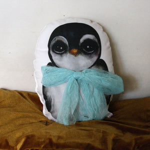 Penguin cushions - Dessin Design