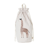 Ferm Living, Safari Storage Bag, Giraffe